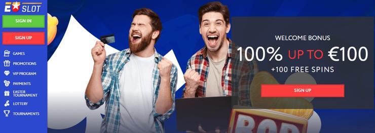 Ett annat online casino där Neteller fungerar smidigt och som har blivit en av de mest populära betallösningarna är hos EuSlot